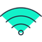 Multiple wifi networks icon
