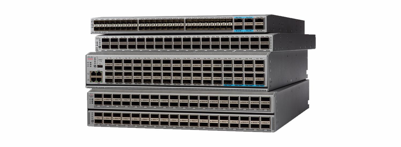 Cisco Nexus 9000 mrežna stikala